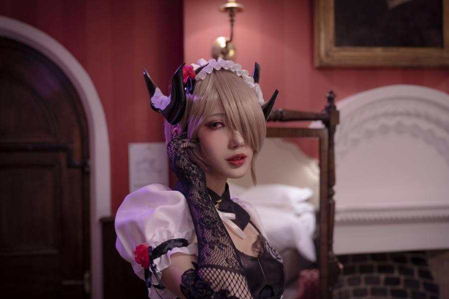 【cosplay】为您效命,舰长大人