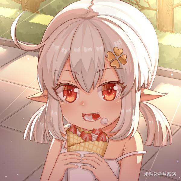 可莉次可丽饼!