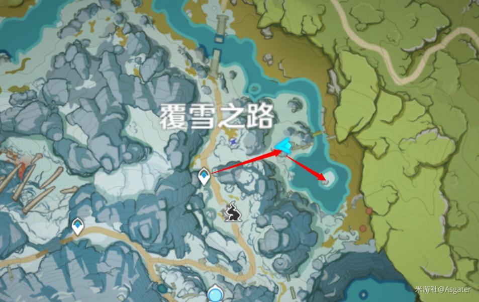 原神雪山三个匣子最终藏宝密室视频 雪山最终宝藏密室解锁打开方法[多图]图片4