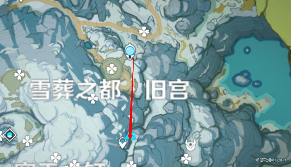 原神雪山三个匣子最终藏宝密室视频 雪山最终宝藏密室解锁打开方法[多图]图片8